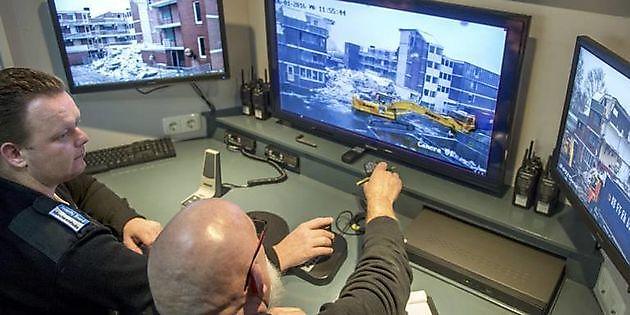 VCA/BHV Portiersdiensten - Security Noord Nieuwenhuis