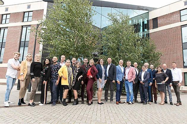 Ondernemersprijs Smallingerland 2018 - Security Noord Nieuwenhuis