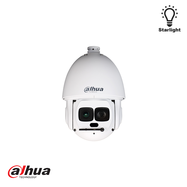 DAHUA 2 MP FULL HD 30X STAR LIGHT NETWORK LASER 500M PTZ DOME CAMERA Security Noord Nieuwenhuis