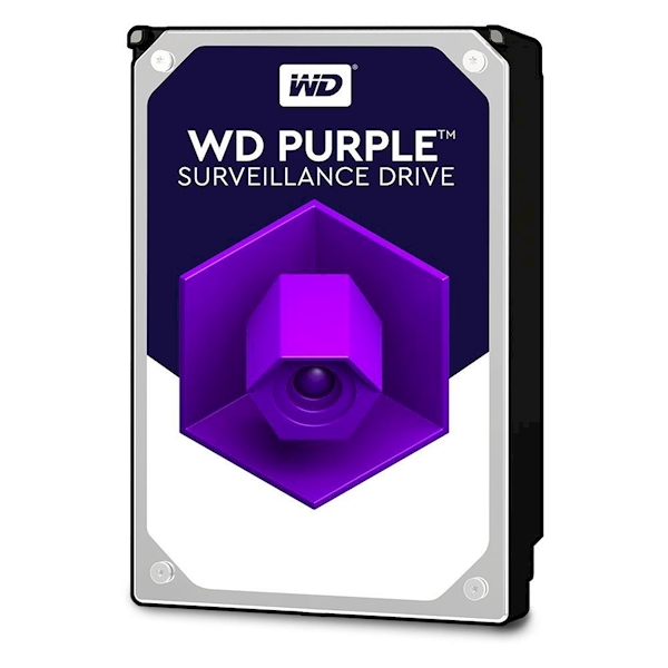 WESTERN DIGITAL 6 TB PURPLE HDD - Security Noord Nieuwenhuis