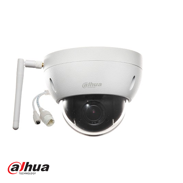 DAHUA 2MP WIFI 4X PTZ NETWORK CAMERA, WDR, IP66 - Security Noord Nieuwenhuis