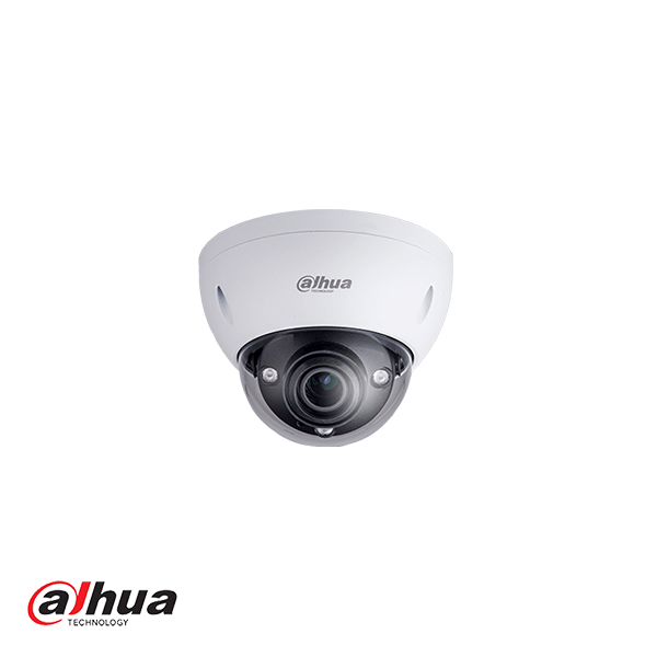 DAHUA 8 MP IR MOTORZOOM 2.7-12MM WDR DOME CAMERA - Security Noord Nieuwenhuis