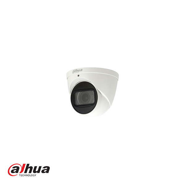 DAHUA 8MP WDR IR EYEBALL NETWORK CAMERA - Security Noord Nieuwenhuis