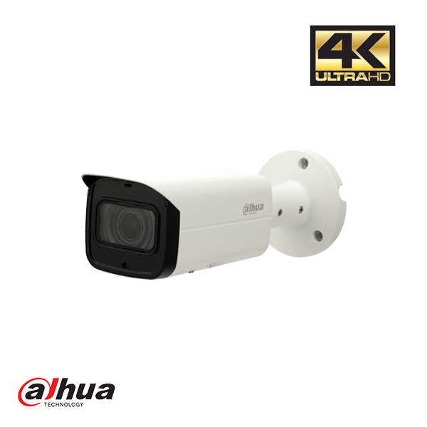 8MP WDR IR MINI BULLET NETWORK CAMERA 2.8MM - Security Noord Nieuwenhuis