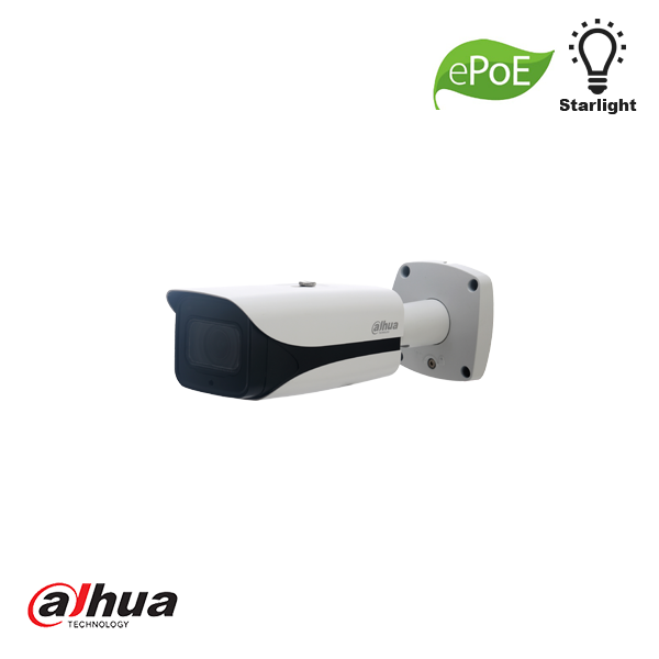 DAHUA 2MP STARLIGHT IR BULLET CAMERA 2.7-12MM MOTORIZED LENS EPOE - Security Noord Nieuwenhuis