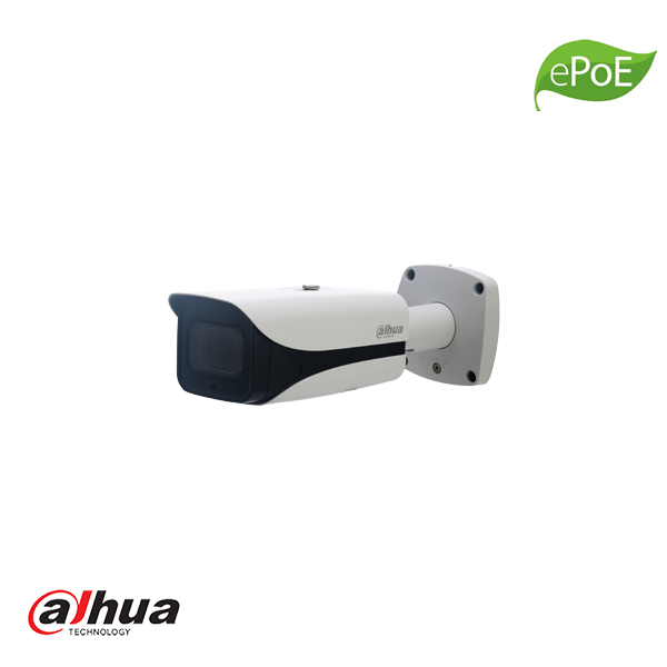 DAHUA 8 MP IR MOTORZOOM 2.7-12MM WDR BULLET CAMERA EPOE - Security Noord Nieuwenhuis