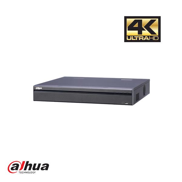 DAHUA 32 KANALEN 4K NVR INCL 2 TB HDD - Security Noord Nieuwenhuis
