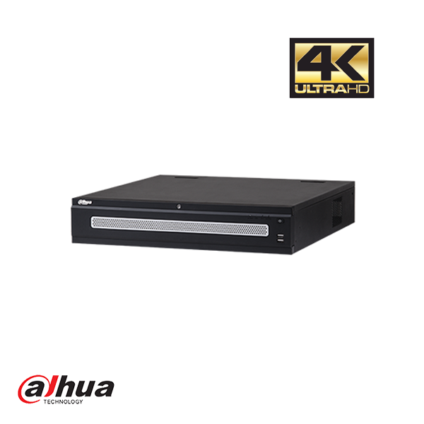 DAHUA 64 KANALEN SUPER NVR INCL 4TB HDD - Security Noord Nieuwenhuis