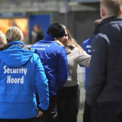 Evenementenbeveiliging - Security Noord Nieuwenhuis