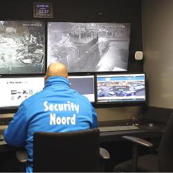 Camerawagen - Security Noord Nieuwenhuis