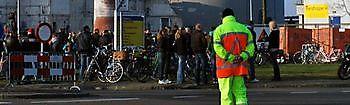 Verkeersbegeleiding Security Noord Nieuwenhuis