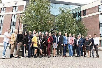 Ondernemersprijs Smallingerland 2018 Security Noord Nieuwenhuis