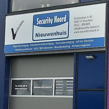Security Noord Nieuwenhuis gaat verhuizen! Security Noord Nieuwenhuis